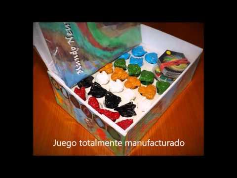 """Versión """"Portales Galácticos"""" del juego """"Mundo Neurente"""" disponible en Amazon.es"""