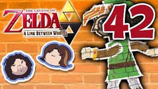 Zelda A Link Between Worlds: Bit of a Stretch - PART 42 - Game Grumps