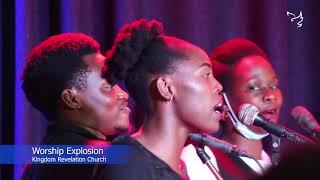 Apostle Jonathan babara tusinza live at worship explosion