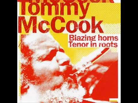 TOMMY McCOOK - BLAZING HORNS