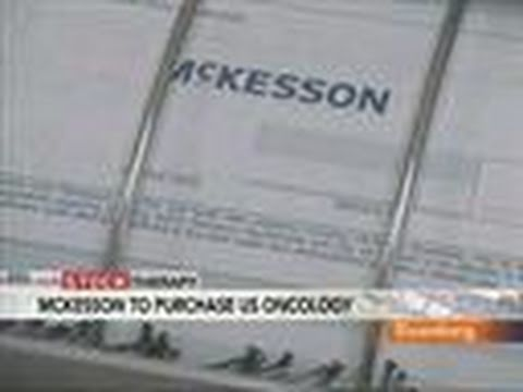 McKesson Agrees to Buy US Oncology for $2.16 Billion