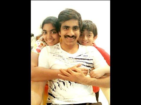 Ravi Teja Family Personal Video