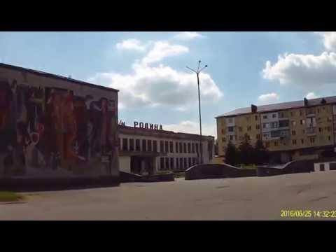 Майский  Вело прогулка, Птицесовхоз  центр