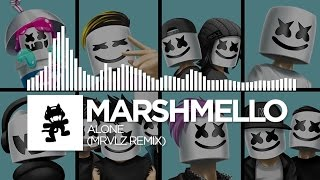 Marshmello Alone MRVLZ Remix Monstercat EP Release