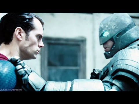 BATMAN V SUPERMAN FIGHT [PART 2]