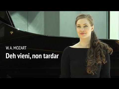 W. A. Mozart: Deh vieni, non tardar