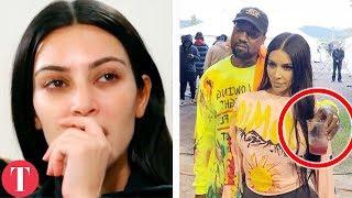 Strict Rules Kanye West Makes Kim Kardashian Follow