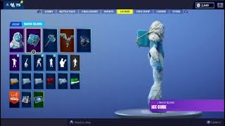 Fortnite Trog Skin Showcase and Gameplay