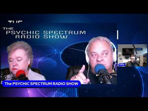 The Psychic Spectrum Radio Show LIVE 10-19-21