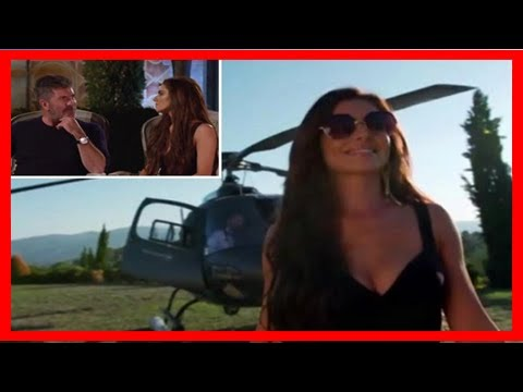 Simon cowell tells cheryl she is the new 'mr nasty' in sneak peek of her return to x factor for jud