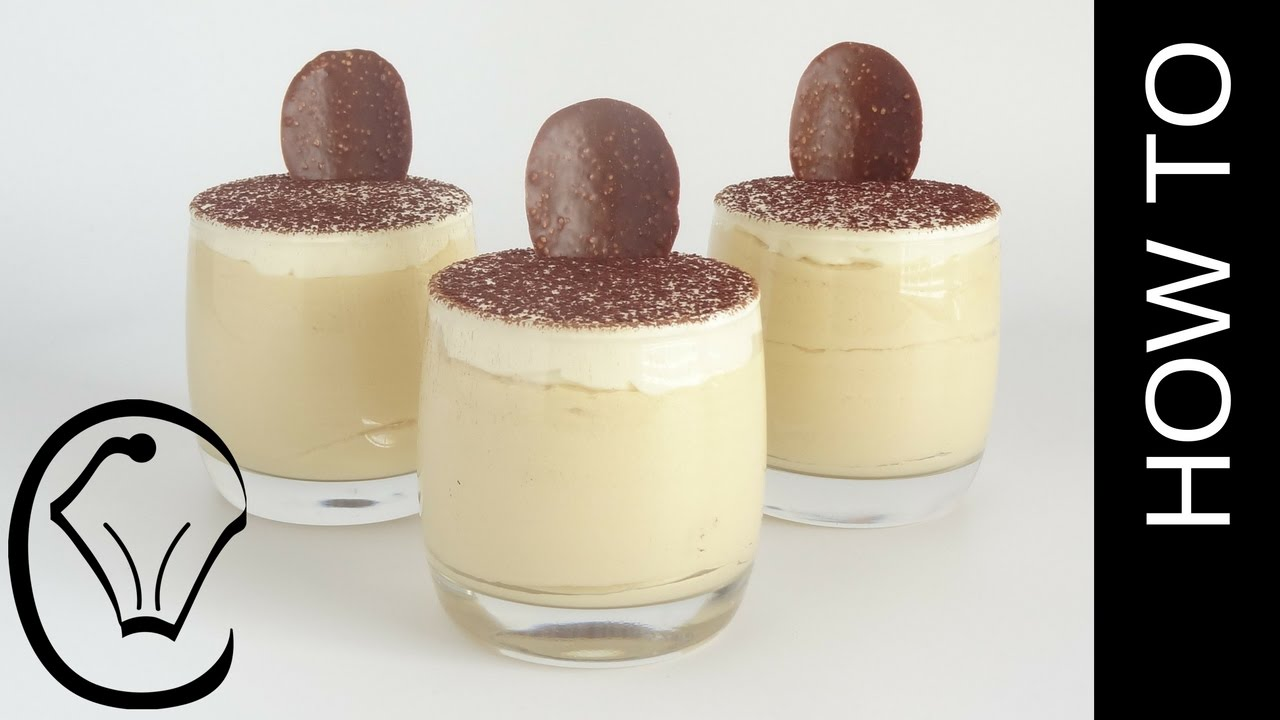 How To Make Cake Coffee Cups