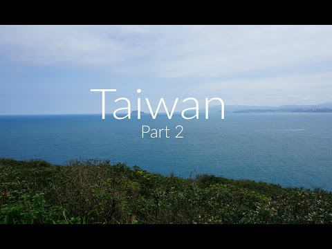 Trip to Taiwan (Part 2) ~Taipei zoo & Yehliu~