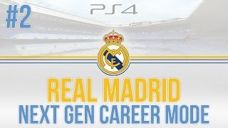 Next Gen FIFA 14: Real Madrid Career Mode - Part #2 - SIGNING MESSI?!