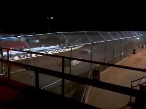 Swainsboro Raceway 10/14/17 Zaxby Create Late Model