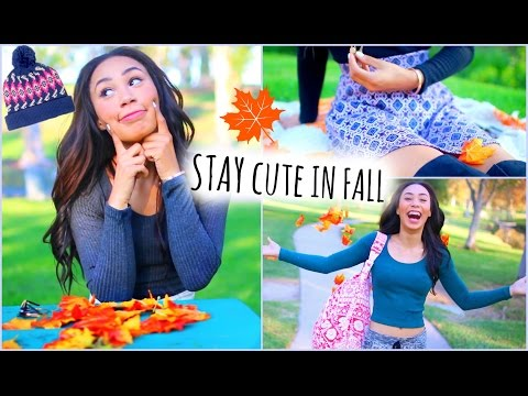 Cute Fall Outfit Ideas 2017!