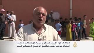 عودة ظاهرة المنشد المتجول بكردستان العراق