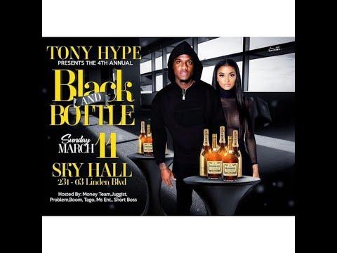 Tony Hype Black & Bottles Affair 2018