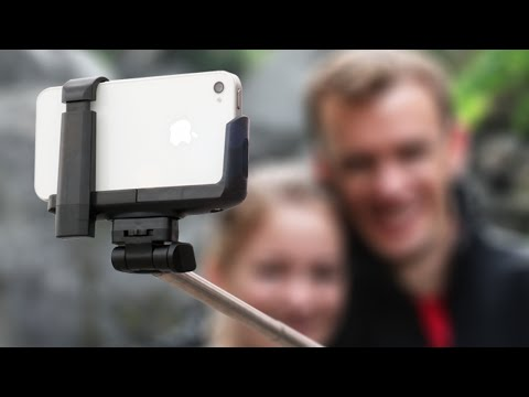 Is The Selfie Stick Awful or Amazing?