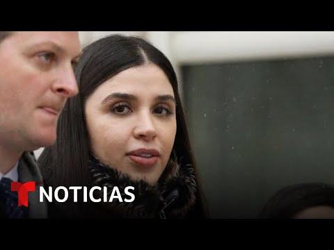 El arresto de Emma Coronel genera polémica en México | Noticias Telemundo