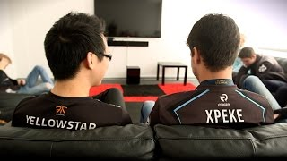 The Pride of Europe - Fnatic & Origen at Worlds 2015