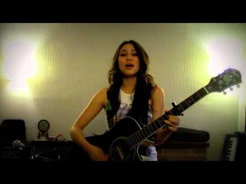 Jenny Willett - If The Rain Must fall by James Morrison cover