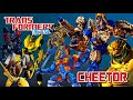 TRANSFORMERS: THE BASICS on CHEETOR