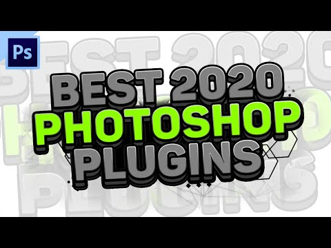 The Best Free Photoshop Plugins 2020 By Qehzy