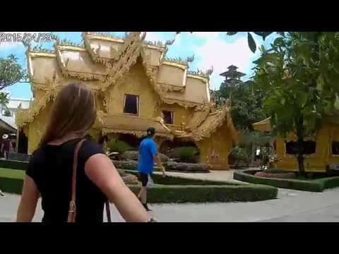Contiki Asian Adventure Part 1 - Take my hand and i'll show you Thailand