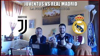 JUVENTUS vs REAL MADRID ? PREVIOUS FIFA 18 + FORTNITE ? RISAS WITH FRIENDS