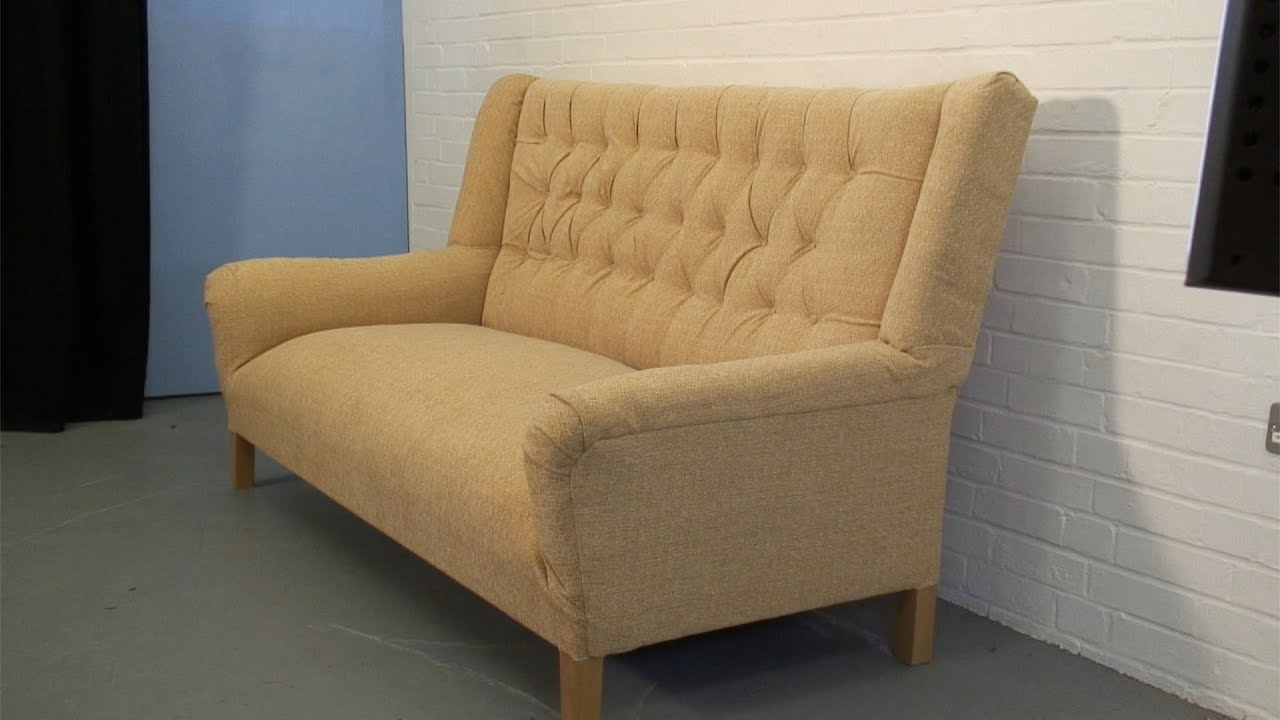 The Ultimate Comfortable Settee Pt 4   YouTube