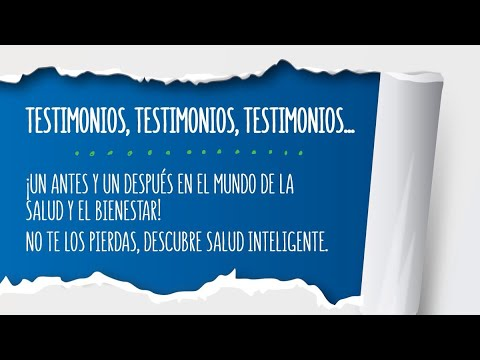 TESTIMONIOS, TESTIMONIOS, TESTIMONIOS de SMART MINERAL DETOX de SALUD INTELIGENTE