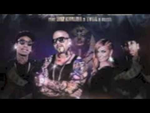 Mally Mall- Drop Bands On It (Ft. Wiz Khalifa, Tyga & Fresh) (Prod. by The Audibles) with Lyrics!