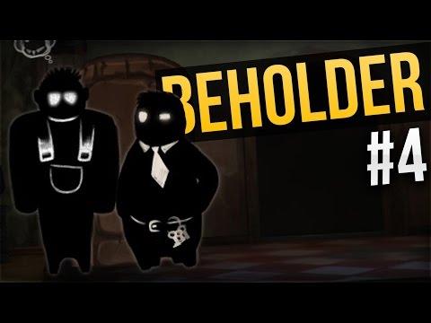 Beholder Ep. 4 - WINNING THE LOTTERY ★ Beholder Gameplay / Let's Play Beholder