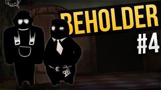 Beholder Ep. 4 - WINNING THE LOTTERY ★ Beholder Gameplay / Let