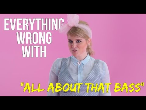 Everything Wrong With Meghan Trainor -