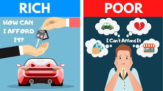What REALLY Separates The Rich from The Poor - Rich vs Poor Mindset