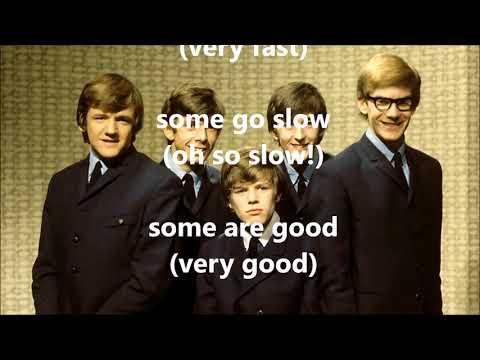 Years May Come, Years May GoHERMAN'S HERMITS (with lyrics)