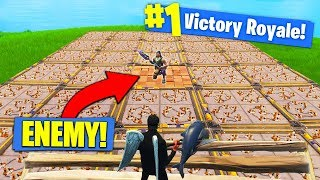 *EPIC* TRAP TROLLING STRATEGY In Fortnite Battle Royale [FIXED]