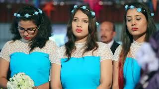 BEST KERALA ANGLO INDIAN WEDDING HIGHLIGHT KERALA 2018