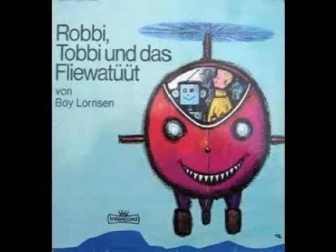Robbi, Tobbi und das Fliewatüüt (Teil 1 - 3) YouTube Hörbuch auf Deutsch