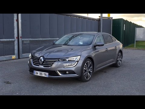 essai renault talisman tce 200 dci 160 planete youtube. Black Bedroom Furniture Sets. Home Design Ideas