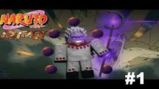 Amaterasu!!! | Roblox: Naruto RPG | #1