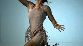 Slow motion video of Jelena Jankovic  for The New York Times Magazine shot by Dewey Nicks