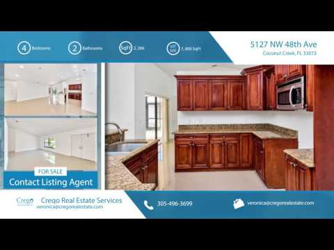 5127 NW 48th Ave, Coconut Creek, FL 33073