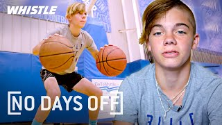 14-Year-Old VIRAL Handles Like Steph Curry | Noah Cutler Highlights