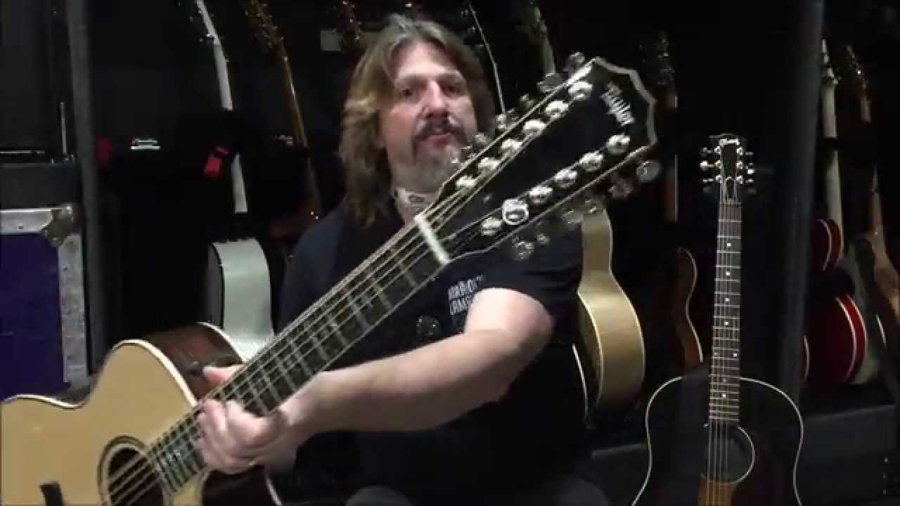 How To Tune A 12 String Acoustic Guitar With Tech