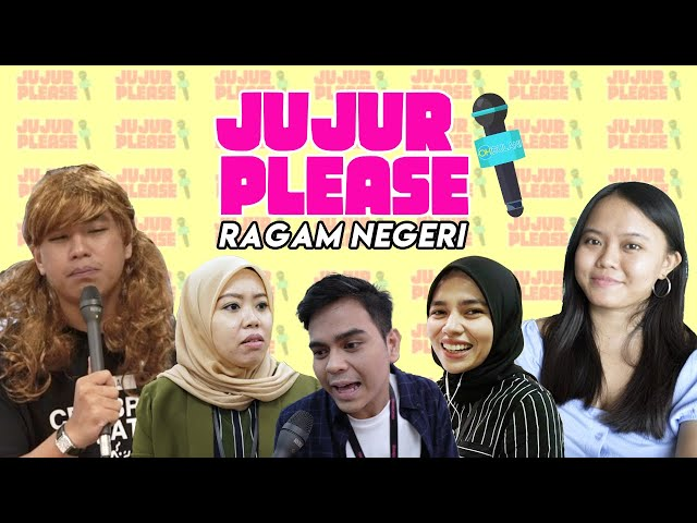 [JUJUR PLEASE]  Betul Ke Orang Kelantan Pengotor? Betul Ke Orang Melaka Suka Cakap Kasar?