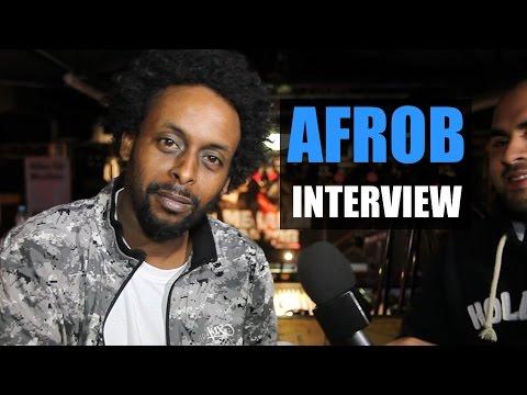 AFROB INTERVIEW: Tour, Megaloh, Haze, Telly Tellz, Samy Deluxe, Curse, Farid, Puff Daddy, NAS, BOZ