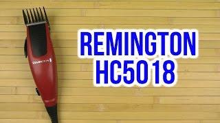 Розпакування REMINGTON HC5018