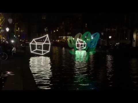 Amsterdam Light Festival 2016 - 2017